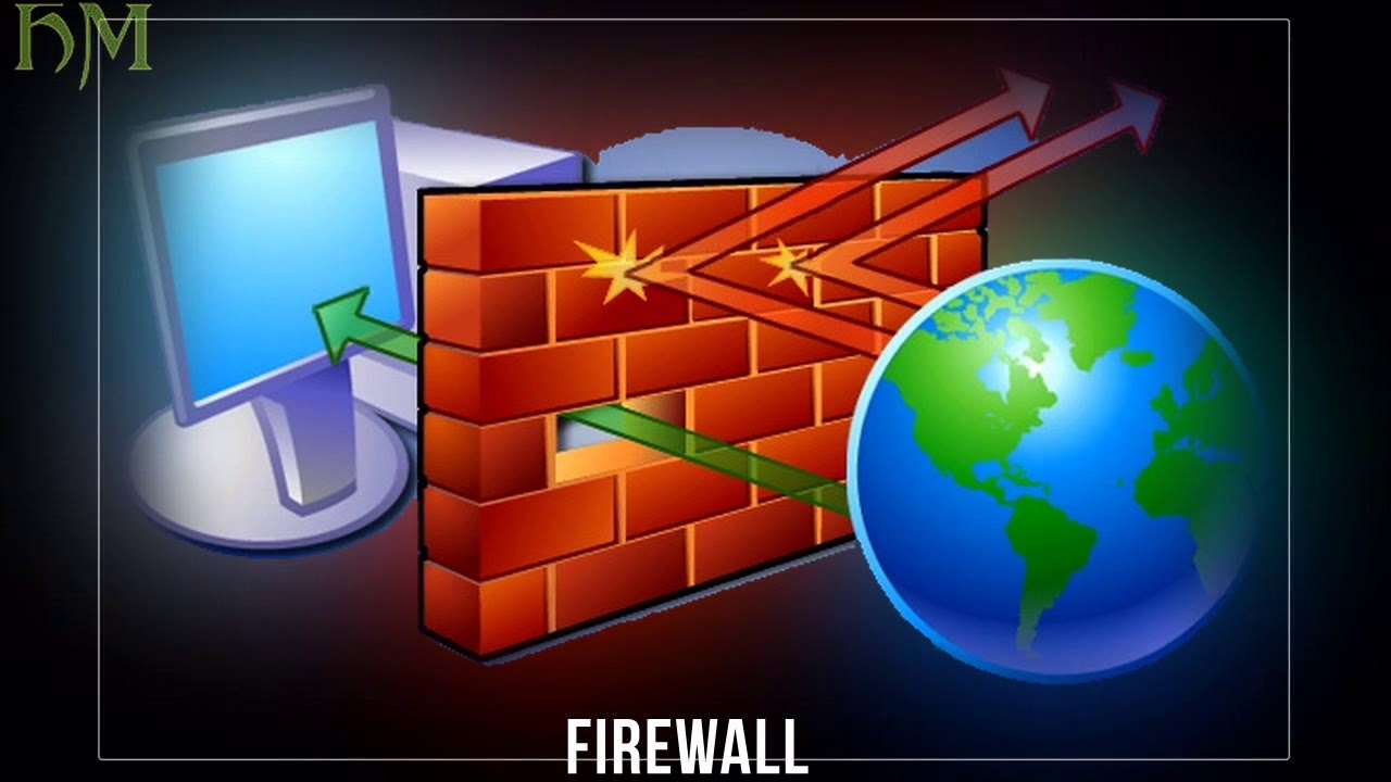 how to clean fire wall computer