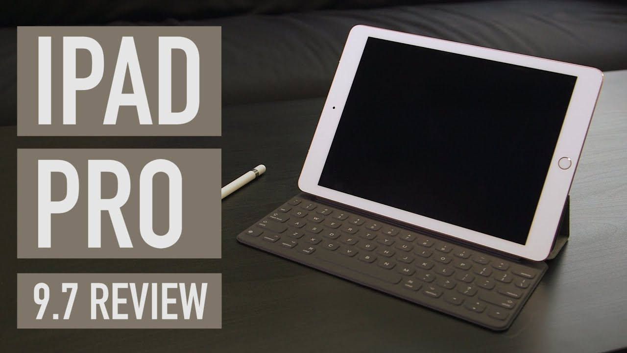 iPad Pro 9 7 review | TechRadar