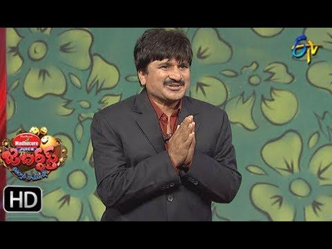 Rocket Raghava Performance   Jabardasth    12th July 2018   ETV  Telugu