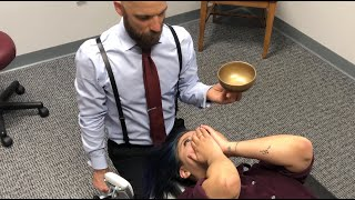 Top Shelf Relax & Cracks ASMR Chiropractic. Loud Cracks & Extended ASMR Scenes. S5:E5