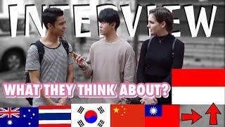 Apa Pendapat Mereka Tentang INDONESIA ? | JudoTwins INTERVIEW