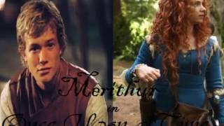 Merida and Artie Just A Dream OUAT