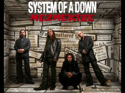 SYSTEM OF A DOWN  - B.Y.O.B (lyrics)