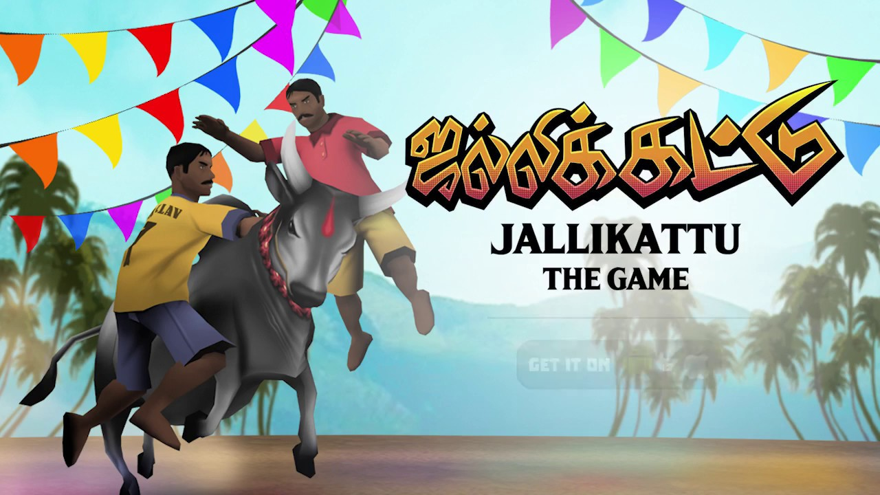Image result for jallikattu run