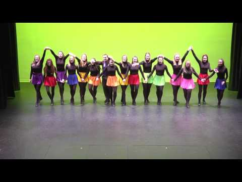 ND-SMC Irish Dance Team - Celtic Storm