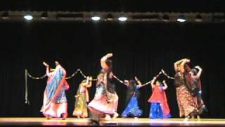 2010 - IAB Buffalo NY - India Republic Day Celebration - Garba Dance