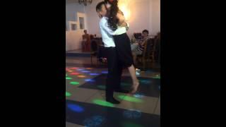 Танец жениха и невесты кравцовы