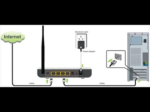 hqdefault d link wifi router (dir 600m) setup youtube d'link router wiring diagram at n-0.co