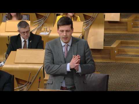 The Future of the Jobcentre Plus Network in Scotland - Scottish Parliament: 8th February 2017