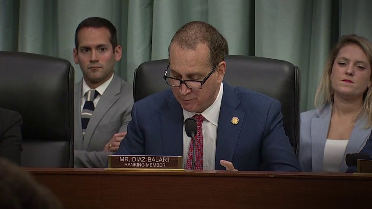 Congressman Mario Diaz-Balart tests positive for COVID-19