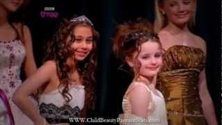 Child Beauty Pageant Stars Baby Beauty Queen Documentary P1
