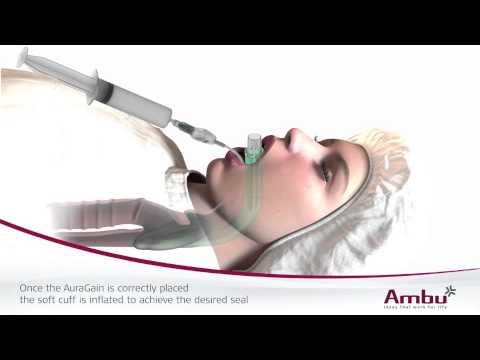 Ambu AuraGain Laryngeal Masks