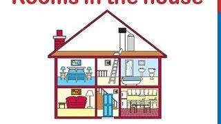 Curso de ingl s 41 partes de la casa en ingl s - Casas en ingles ...