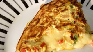 Monday Morning Spanish Omelette Full Recipe | Recipes By Chef Ricardo