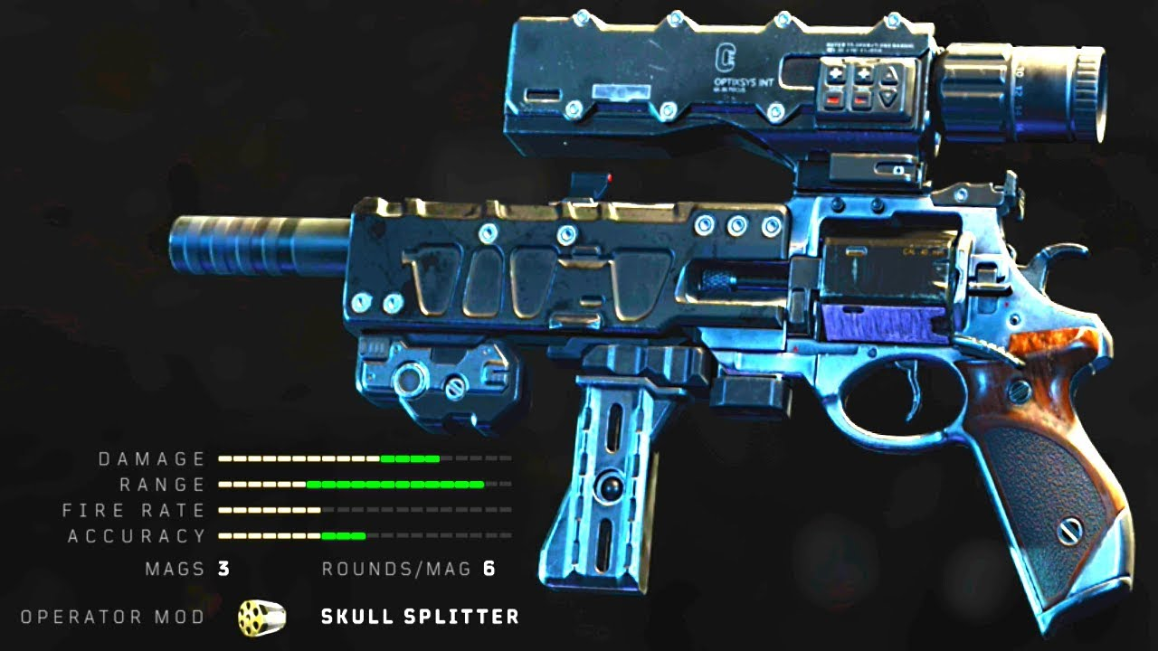Black Ops 4 Best Revolver Ever Is It Overpowered