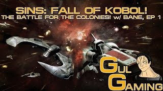 Sins: Fall of Kobol w/ Bane, Ep 1!