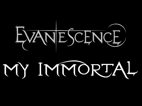 Evanescence  My Immortal Band Version Lyrics Fallen