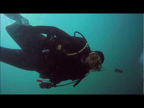 Diving the Islander Wreck with Scott Edick