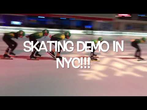 NYC With The Skating Crew