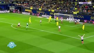 Athletic bilbao vs Villarreal 3 - 1 All  Goals & Highlights HD 09.04.2018