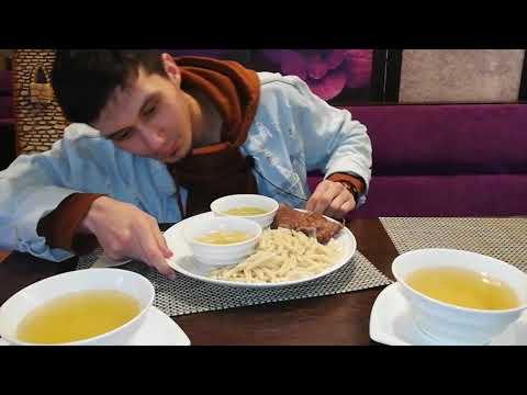 Чудеса вайнахской кухни в ресторане АССА