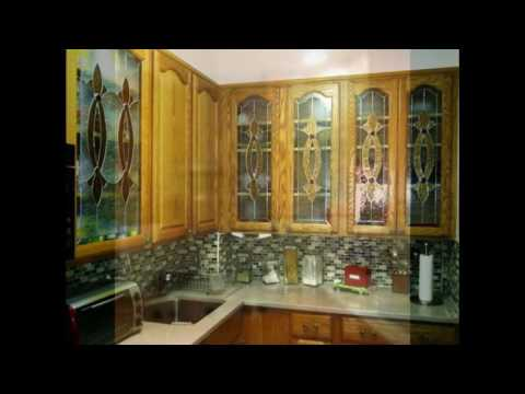 Delightful Kitchen Cabinets With Glass Doors