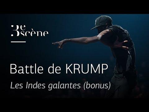 [MAKING-OF] BATTLE KRUMP au Festival 3e Scène à la Gaîté Lyrique