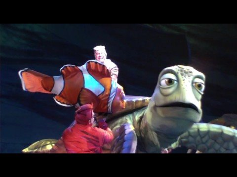 Finding Nemo: The Musical - Go With The Flow
