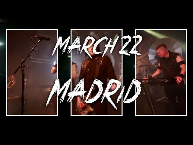 Ritual Tour 2019 - Madrid