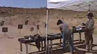 Watch Man SASS Cowboy Shoot 082309