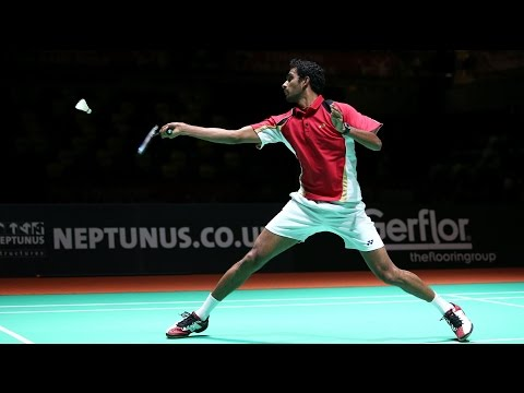 How to train like a badminton player   SportsLab