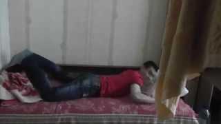 Леха Бе практикується на ліжка!(18+RU)