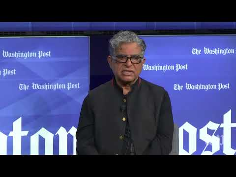 Deepak Chopra's six pillars for wellbeing
