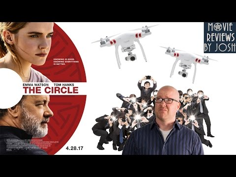 """Would You Give Away Your Privacy For """"The Circle""""? -Movie Review"""