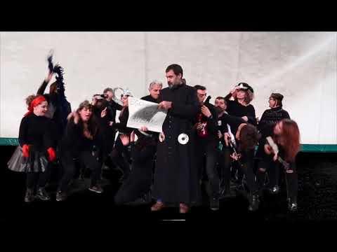Born to be Abramo (Elio e le Storie Tese)  - Cover by LV Gospel Project