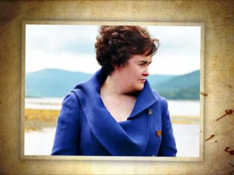 """Susan Boyle """"Who I Was Born To Be""""..."""