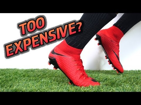 new product f89d5 bb5b0 IS THIS THE BEST NIKE TAKEDOWN? - Nike Hypervenom Phatal 3 DF (Fire Pack) -  Review + On Feet