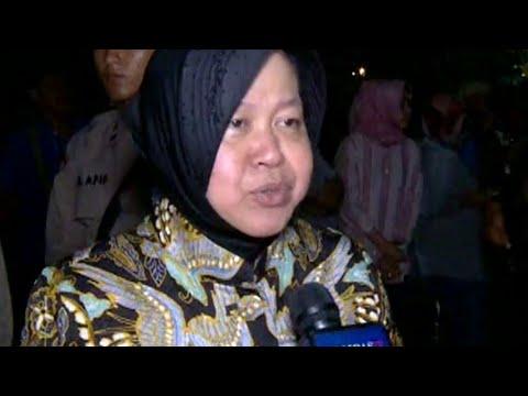 Wali Kota Surabaya Kecam Aksi Teror Bom