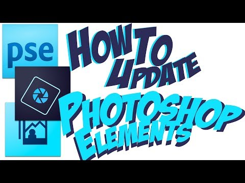 How To Update Adobe Elements ?