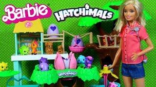 Hatchimals & Barbie • Wylęgarnia jajek • Nowy przyjaciel • bajka po polsku