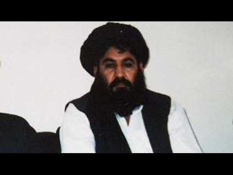 Afghan Taliban Name New Leader 'Akhtar Mansour', But Peace Talks Delayed