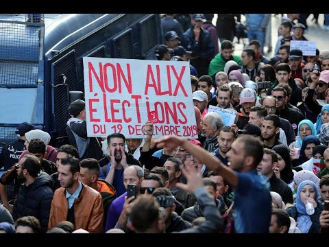 الجزائر: الطلاب يتظاهرون في آخر ثلاثاء قبل الاقتراع الرئاسي الذي يرفضونه  - نشر قبل 15 ساعة