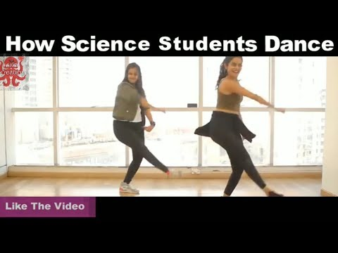 Science VS Commerce Students - School Stories On Bollywood Style #AkkiCreation