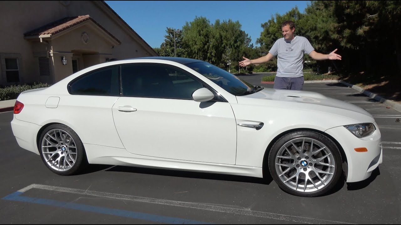 Here S Why The Bmw M3 E92 Was The Craziest Bmw M3 Youtube