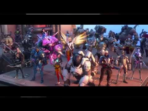 Wwise Tour 2016 - Blizzard Overwatch (1 of 7) - Audio in Overwatch
