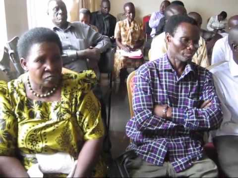 DISABILITY AHABYONA Mukono passes by law on building access ramps