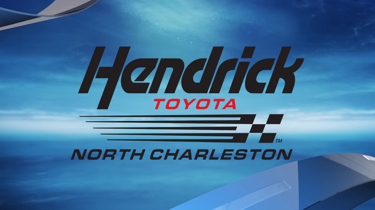 Hendrick Toyota North Charleston :5 Billboard