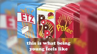 this is what being young feels like (indie playlist) - Indie vintage songs 08/11/17