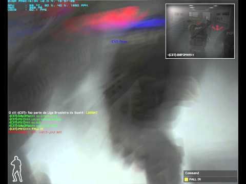 Zuando no SWAT4 - Suicidio coletivo + dando TK com stinger [Clã CST]