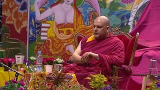 "Ven. Tenzin Priyadarshi. ""Thus have I heard..."""